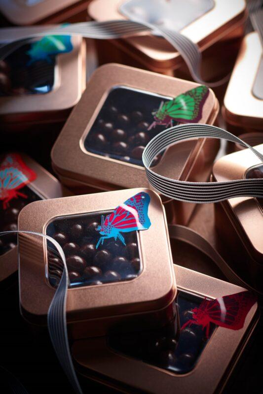 1. HANDMADE CHOCOLATE BON BONS