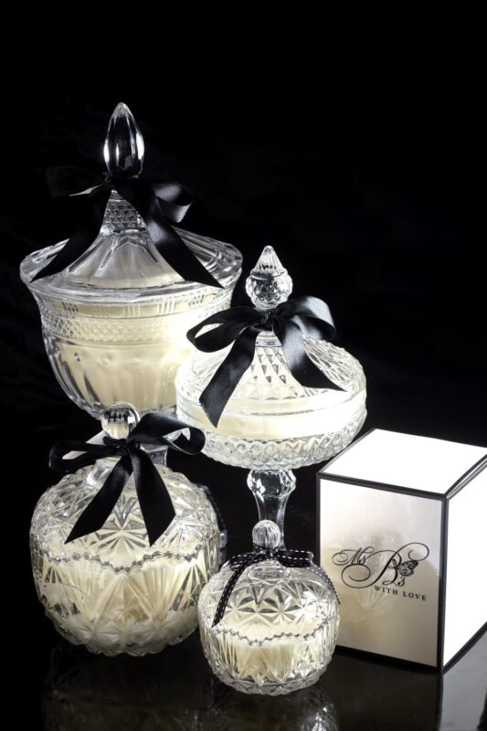 3. FRAGRANCE CANDLES