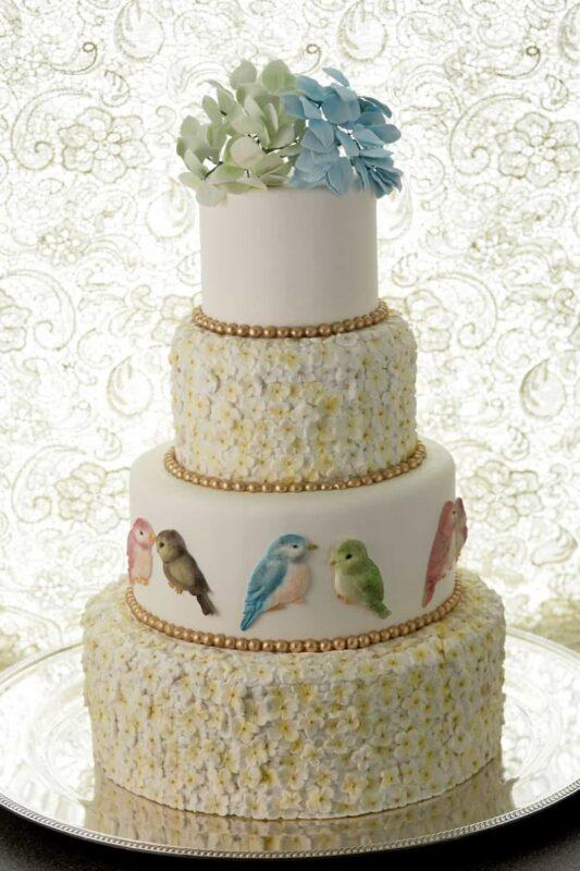 4 Wedding Cake 28