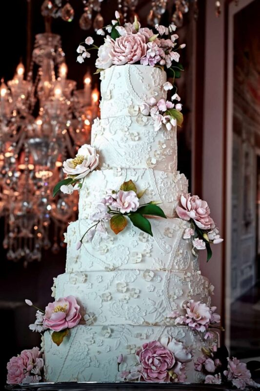 6.1 Wedding Cake 40