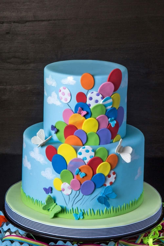 BALLOONS – Ms B's CAKERY
